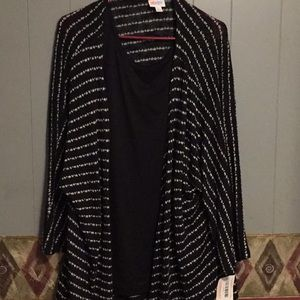 Lularoe Lindsay Kimono Large